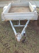 Trailer good for parts but still works well Toronto Lake Macquarie Area Preview
