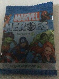 **  WANTED  **   WOOLWORTHS MARVEL HEROS DISCS Port Macquarie Port Macquarie City Preview