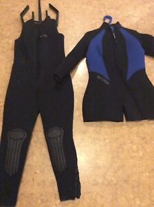 Wetsuit - Woman's
