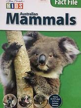 Australian Mammals Pomona Noosa Area Preview