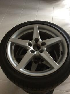 Honda Integra type S rims Blacktown Blacktown Area Preview