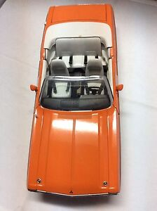 1971 Die Cast Dodge Charger Pace Car Indy 500 1:18 - New Price Peterborough Peterborough Area image 4