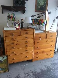 A  GOOD RANGE OF SECONDHAND FURNITURE Derwent Park Glenorchy Area Preview