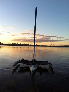 2012 Hobie Adventure Island Kayak New Beith Logan Area Preview