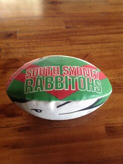 NRL South Sydney Rabbitohs Football never used
