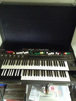 wanting to trade yamaha YC- 45 d combo organ