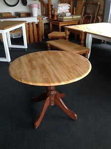 Restored Timber Dining Table (4-seater) Gordon Tuggeranong Preview