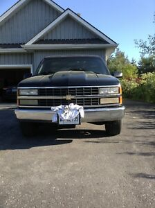 1990 CHEVY STREET ROD $20,000 Invested. SOLID CLEAN RUST FREE
