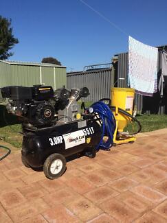 Black cat compressor Greenwood Joondalup Area Preview