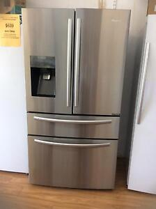 Factory 2nd Hisense701L French Door Fridge With Ice Maker Huntingdale Monash Area Preview