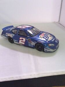 Diecast Racing Car Rusty Wallace #2 Miller Lite. Lower Price  Peterborough Peterborough Area image 3