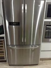 Haier French door stainless steel 634l fridge cheap Alfords Point Sutherland Area Preview