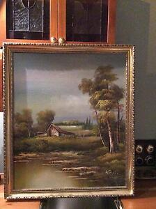 Oil Landscape Painting Launceston Launceston Area Preview