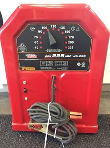 Lincoln Electric AC225 Arc Welder