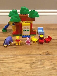 LEGO DUPLO Winnie the Pooh $30