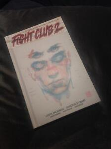 Fight club 2 graphic novel Alexandria Inner Sydney Preview