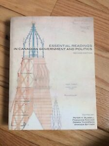 Essential Readings in Canadian Government and Politics 2nd Ed