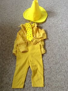 Curious George Halloween Costume