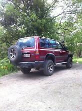 1991 Toyota LandCruiser Wagon Woodford Moreton Area Preview