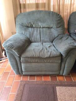 2 Reclining single seats North Epping Hornsby Area Preview
