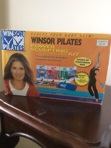 Winsor Pilates Power Sculpting with Resistance Kit