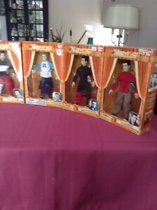 Nsync collectible marionette dolls