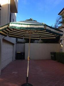 Outdoor umbrella Paddington Brisbane North West Preview