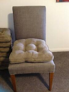 Seat cushions - really comfortable for dining/occasional chairs Neutral Bay North Sydney Area Preview