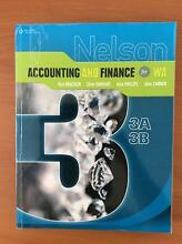 Nelson Accounting & Finance 3AB Murdoch Melville Area Preview