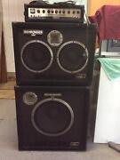 Behringer Bass Amp system North Albury Albury Area Preview