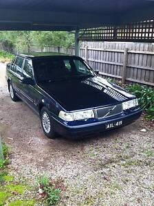 VOLVO 960SE ONE OWNER(DECEASED ESTATE) WITH SERVICE HISTORY Croydon Maroondah Area Preview
