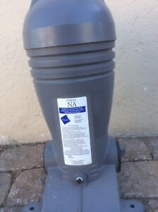 Purifier for vinyl lined pool
