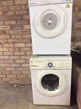 LG - 7kg Washing machine / Fisher & Paykel Dryer Sans Souci Rockdale Area Preview