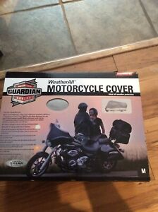 New motorcycle covers $60 each