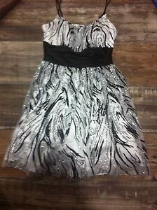 Formal dress. Worn once. Size 6. (Can fit smaller). REDUCED