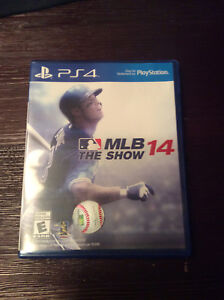 PS4 MLB THE SHOW 2014