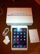 Apple iPad Mini 16Gb Wifi & Cellular - Silver - As New Swan View Swan Area Preview