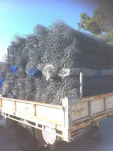 TRUCK FULL OF 2NDS GAL CHAIN WIRE FENCING $600.00 North Maclean Logan Area Preview