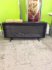 Brand New Electric Fireplace at HFH ReStore