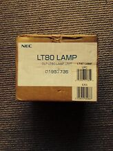LT80 Lamp NEC Ryde Ryde Area Preview