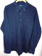 Mens Button Down Shirts XL