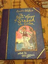the seven voyages of simbad the sailor Woonona Wollongong Area Preview