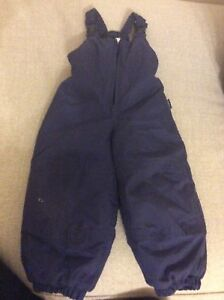 Oshkosh children's snow pants