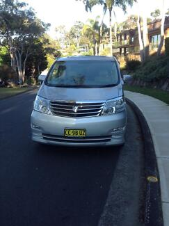 2007 Toyota Other Van/Minivan Castle Cove Willoughby Area Preview