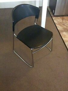 Set of 6 modern dining chairs Mosman Mosman Area Preview