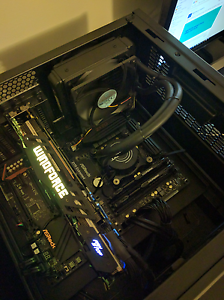 Selling: custom built PC gaming rig Emerald Central Highlands Preview
