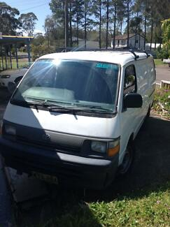 1995 Toyota Hiace Van/Minivan Mallabula Port Stephens Area Preview