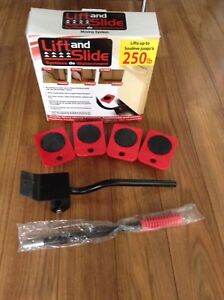 LIFT AND SLIDE SYSTEM ..$10 NO HOLD