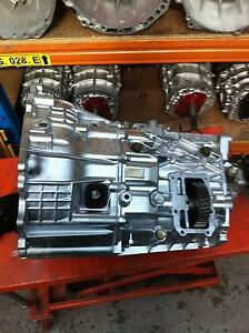 MITSUBISHI CANTER M036   5 SPEED GEARBOX REBUILT Boronia Knox Area Preview
