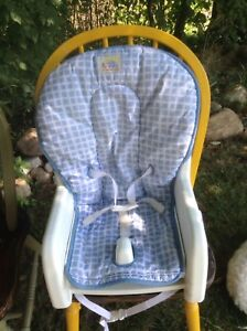 Booster chair high chair
